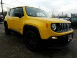 2017 Solar Yellow Jeep Renegade Sport #118538028