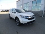 2017 White Diamond Pearl Honda CR-V EX-L AWD #118538301