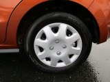 Mitsubishi Mirage Wheels and Tires