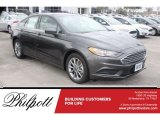 2017 Magnetic Ford Fusion SE #118538188
