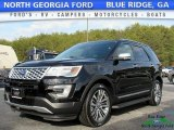 2017 Shadow Black Ford Explorer Platinum 4WD #118565863