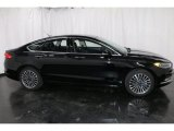 2017 Shadow Black Ford Fusion SE #118565832