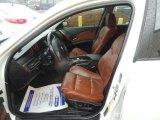 2006 BMW 5 Series Interiors