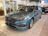 2017 Nouveau Blue Hyundai Sonata Sport #118575589