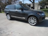 2017 Carpathian Grey Metallic Land Rover Range Rover HSE #118575619