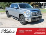 2014 Silver Sky Metallic Toyota Tundra Limited Crewmax 4x4 #118575509