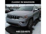 2017 Billet Silver Metallic Jeep Grand Cherokee Limited 4x4 #118602705