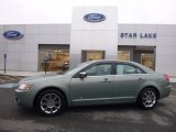 2008 Moss Green Metallic Lincoln MKZ Sedan #118602790