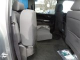2017 Chevrolet Silverado 1500 LT Crew Cab 4x4 Rear Seat