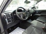 2017 Chevrolet Silverado 1500 LT Crew Cab 4x4 Front Seat