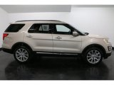 2017 White Gold Ford Explorer Limited 4WD #118602141