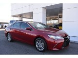 2015 Ruby Flare Pearl Toyota Camry SE #118602578