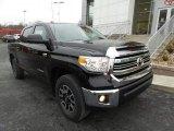 2017 Black Toyota Tundra SR5 CrewMax 4x4 #118602441