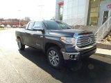 2017 Magnetic Gray Metallic Toyota Tundra Limited Double Cab 4x4 #118602427