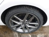 Lexus IS Wheels and Tires