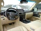 2017 Lexus LX Interiors