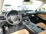 Lexus IS Interiors