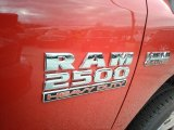 Ram 2500 Badges and Logos