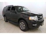 2015 Tuxedo Black Metallic Ford Expedition XLT 4x4 #118668171