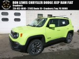 2017 Hypergreen Jeep Renegade Latitude 4x4 #118667942