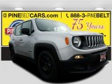 2017 Glacier Metallic Jeep Renegade Sport #118694622
