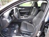Jaguar XF Interiors