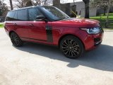 2017 Firenze Red Metallic Land Rover Range Rover Supercharged #118694872