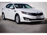 2013 Snow White Pearl Kia Optima LX #118694740