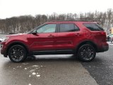2017 Ruby Red Ford Explorer XLT 4WD #118722398