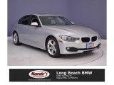 2014 Glacier Silver Metallic BMW 3 Series 328d Sedan #118722412