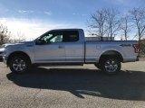 2017 Ingot Silver Ford F150 XLT SuperCab 4x4 #118722392
