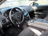 Aston Martin Rapide Interiors