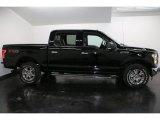 2017 Shadow Black Ford F150 XLT SuperCrew 4x4 #118722276