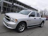 2015 Bright Silver Metallic Ram 1500 Express Crew Cab 4x4 #118732154