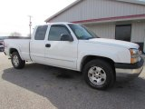 2003 Chevrolet Silverado 1500 Summit White