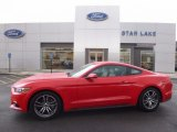 2016 Race Red Ford Mustang EcoBoost Coupe #118732392