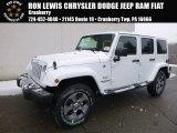 2017 Bright White Jeep Wrangler Unlimited Sahara 4x4 #118732074