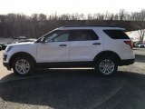 2017 Oxford White Ford Explorer 4WD #118732196