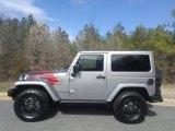 2017 Billet Silver Metallic Jeep Wrangler Winter Edition 4x4 #118731963
