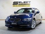 2011 Deep Sea Blue Metallic BMW 3 Series 328i Convertible #118732063