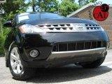 2006 Super Black Nissan Murano SL #11867067