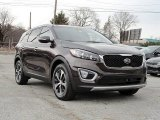2017 Kia Sorento Polished Walnut