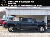 2017 Graphite Metallic Chevrolet Silverado 1500 LT Double Cab 4x4 #118762921