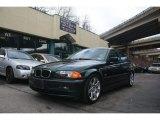 2001 Fern Green Metallic BMW 3 Series 325i Sedan #118762730