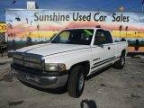 2001 Bright White Dodge Ram 1500 SLT Club Cab #118762724