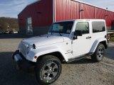 2017 Jeep Wrangler Bright White