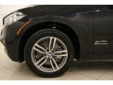 BMW X6 2016 Wheels and Tires