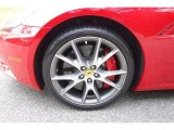 Ferrari California Wheels and Tires