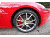 Ferrari California 2012 Wheels and Tires
