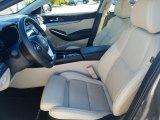 2017 Nissan Maxima Interiors